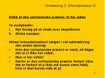 forel sning 2 erkendelsesteori ii11