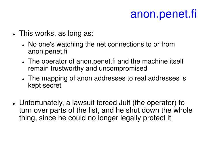 Anon penet fi