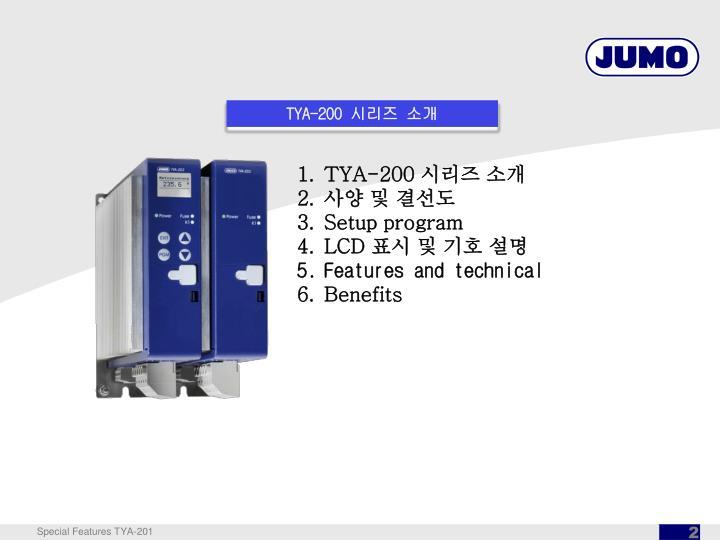 TYA-200