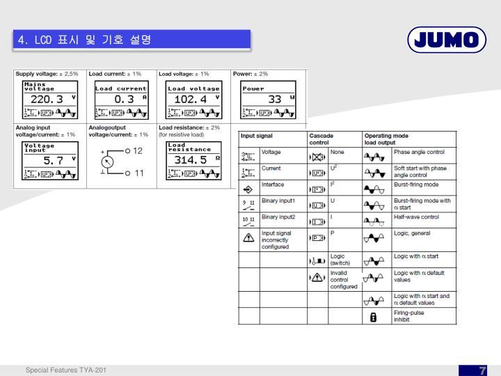 4. LCD