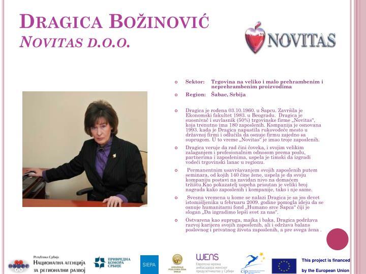 Dragica Božinović