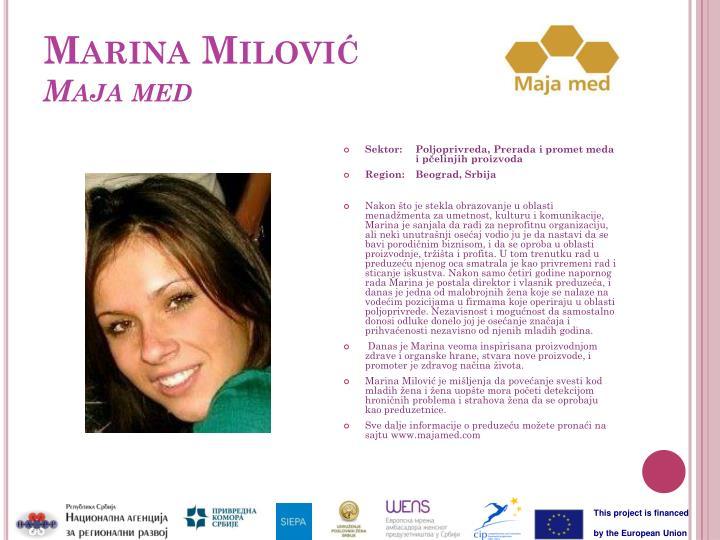 Marina Milović