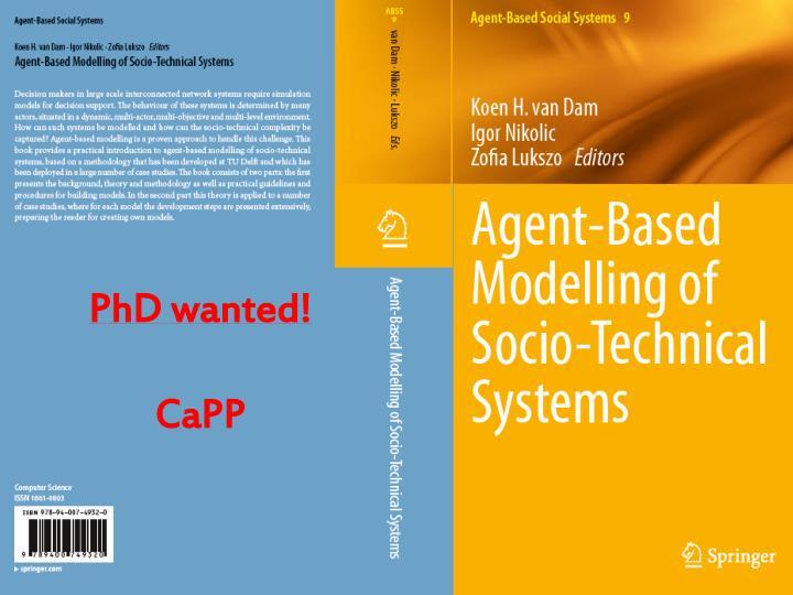 PhD wanted!