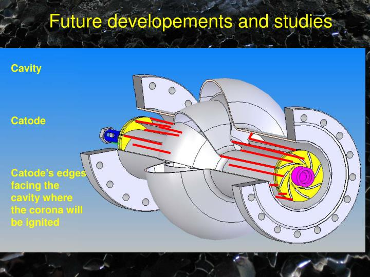 Future developements and studies