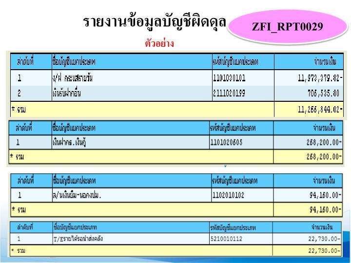 ZFI_RPT0029