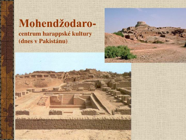Mohendžodaro