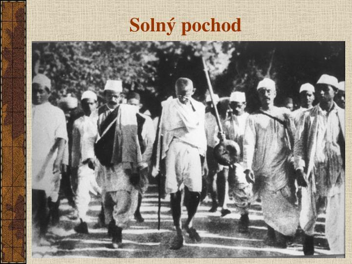 Solný pochod