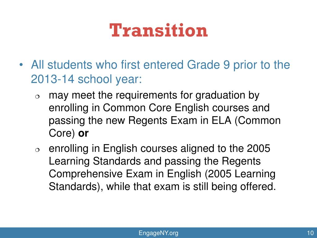PPT - Transition to Common Core Assessments PowerPoint
