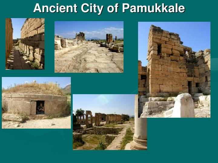 Ancient City of Pamukkale