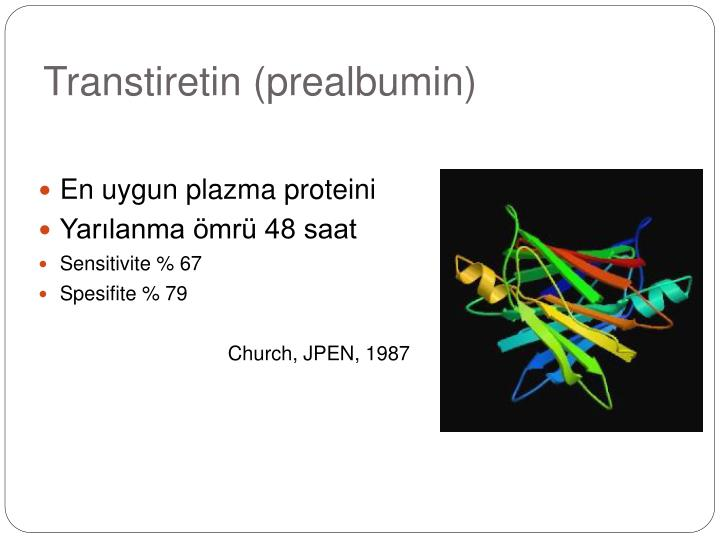 Transtiretin (prealbumin)