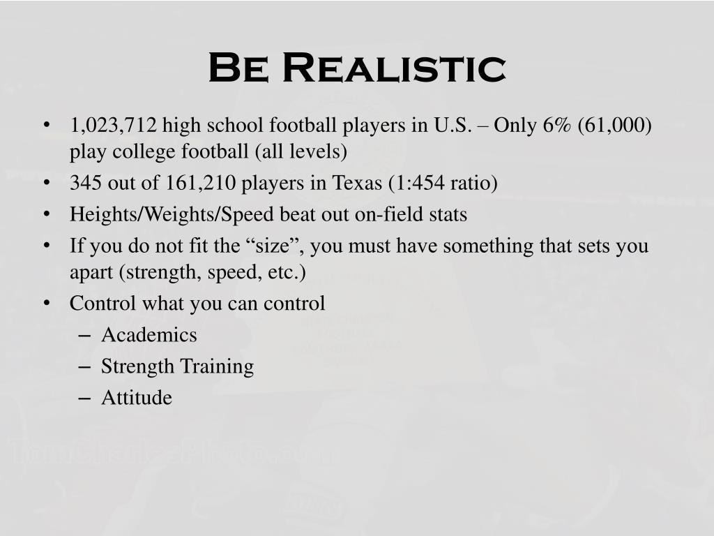 PPT - Allen Football Recruiting Night PowerPoint Presentation - ID