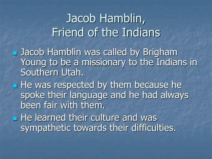 Jacob Hamblin,