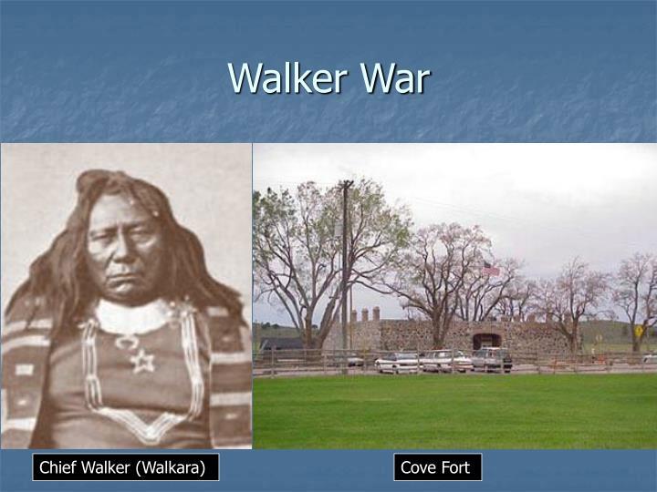 Chief Walker (Walkara)