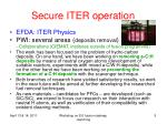 secure iter operation1