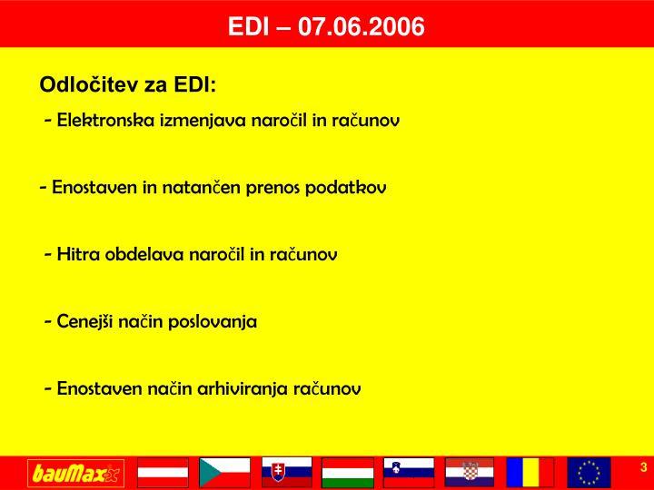 Edi 07 06 20061