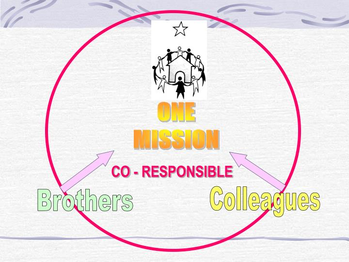 CO - RESPONSIBLE