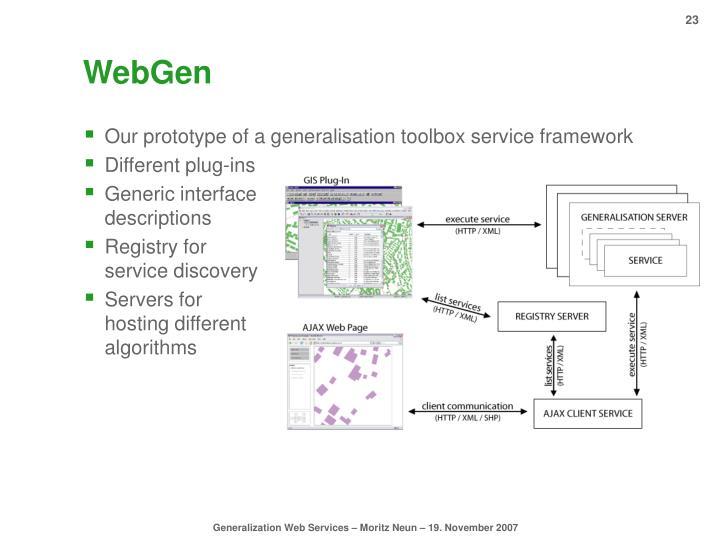 WebGen