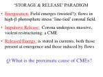 q what is the proximate cause of cmes