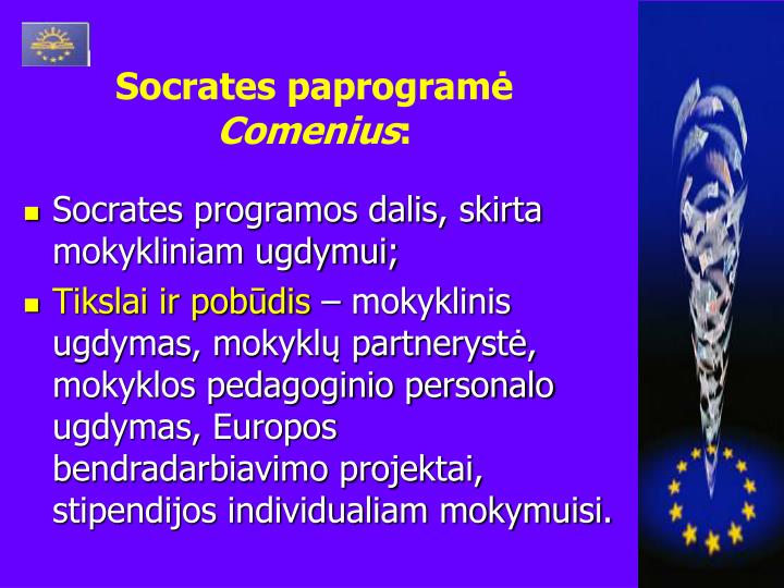 Socrates paprogramė