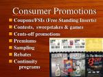 consumer promotions5