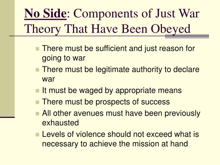 an introduction to the war theory nato action against serbia Start studying the cold war and its north atlantic treaty organization deploying- moving troops into military action domino theory- the theory that if one.