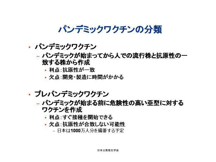 日本公衆衛生学会