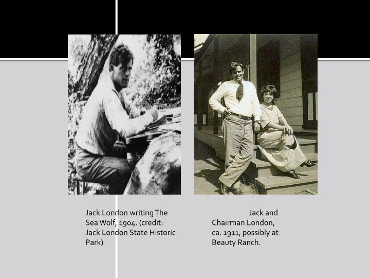 vivid analysis on jack londons the This article intends to explain and put into practice an approach to the comparative analysis of literary and  jack london's narrative and the grey (a film.