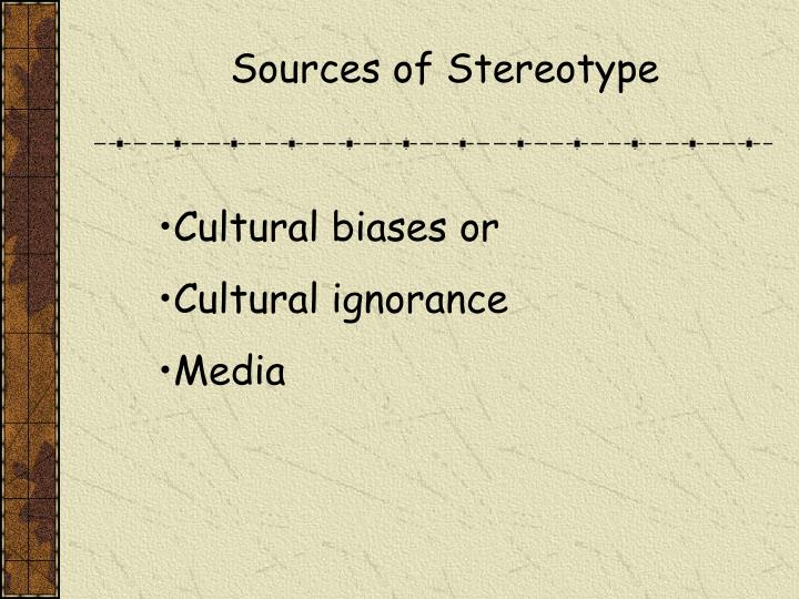 break the negative stereotype the benefits Could you name some positive and some negative sides of having stereotypes in our society what are the advantages and disadvantages of stereotypes.