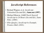 javascript references1