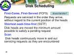disk scheduling3