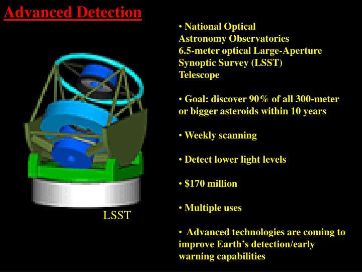 Advanced Detection