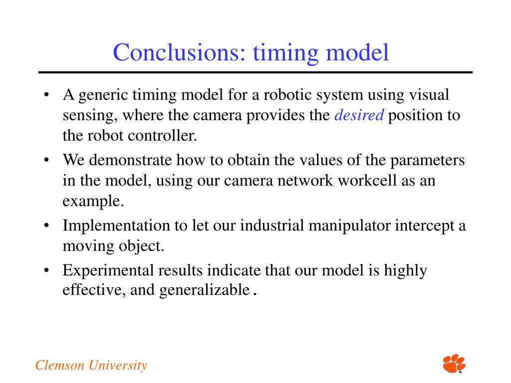 PPT - Dynamic Workcell for Industrial Robots PowerPoint Presentation