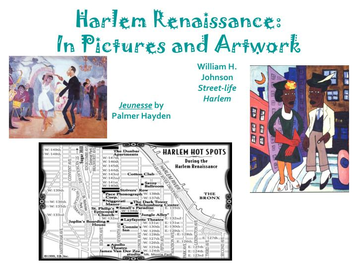 Harlem Renaissance:
