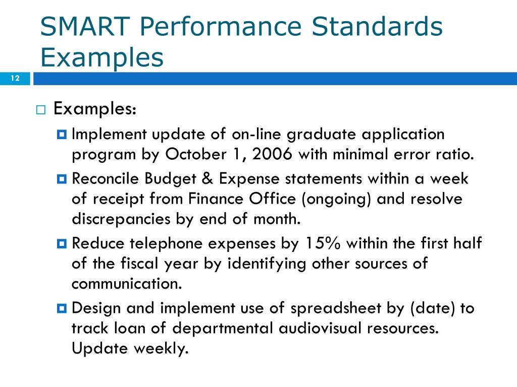 smart-performance-standards-examples-l Safety Performance Indicators Examples on construction key, health care key, manufacturing key, customer service key, project evm, key partner process, for hr, payroll key, sample key, procurement key,