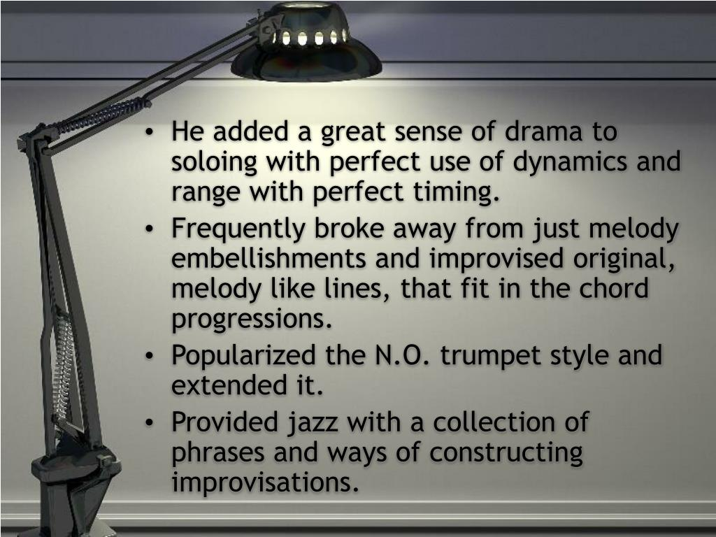 PPT - Early Jazz PowerPoint Presentation - ID:5107451