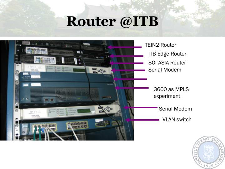 Router @ITB