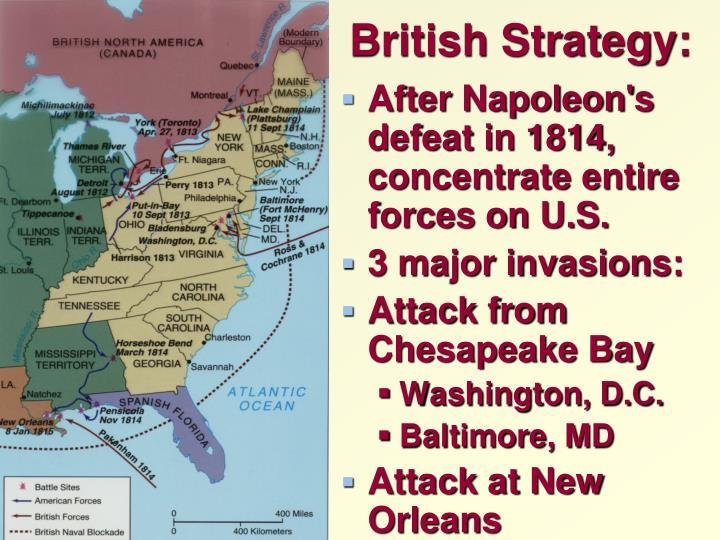 British Strategy: