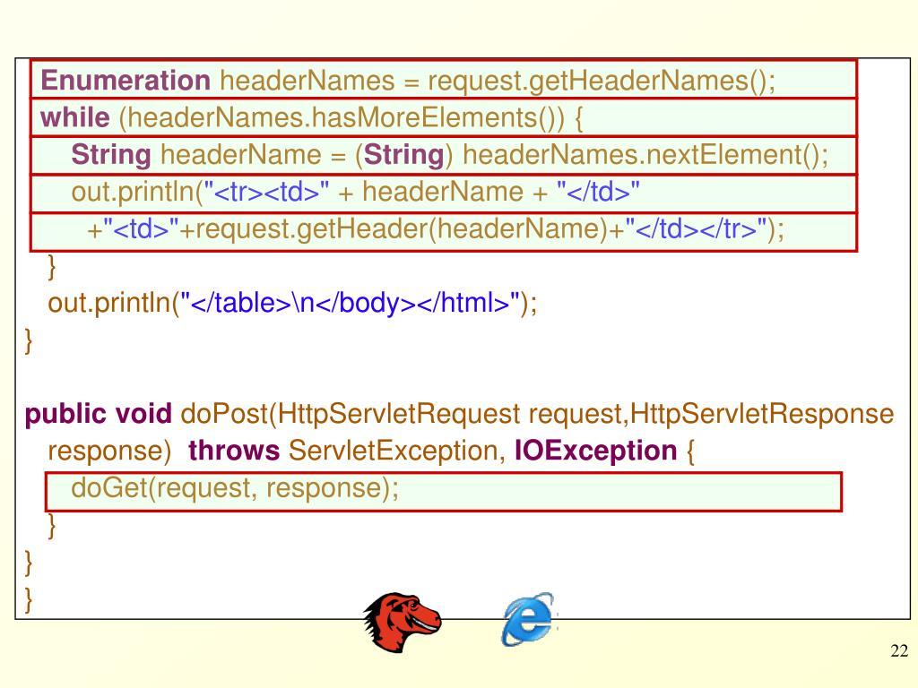 PPT - Servlets PowerPoint Presentation - ID:5108463