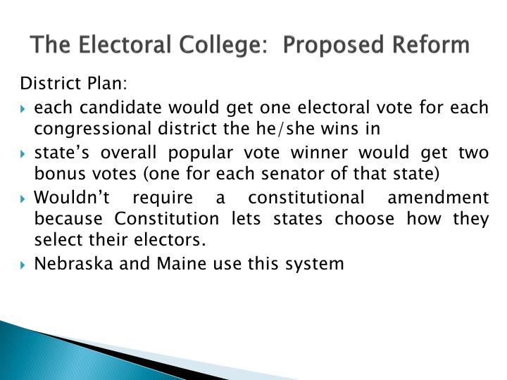 Ppt The Electoral College Powerpoint Presentation Id5109034