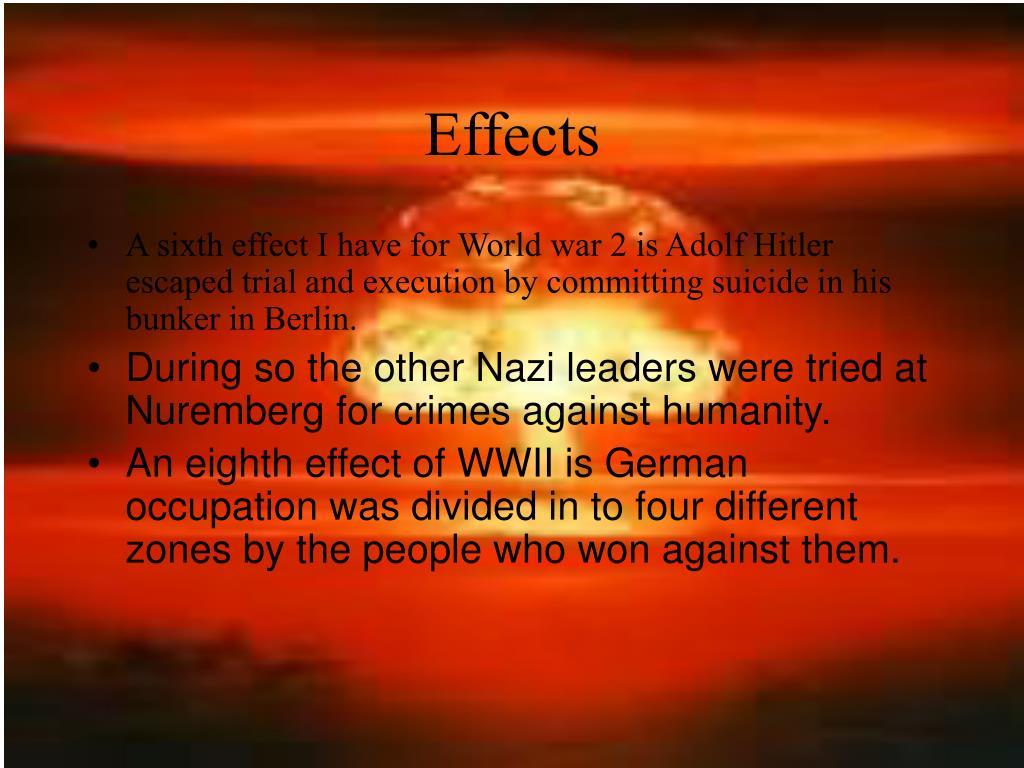 PPT - World War II PowerPoint Presentation - ID:5109181