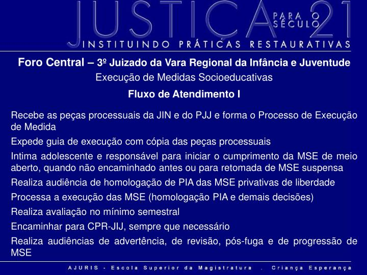 Foro Central –