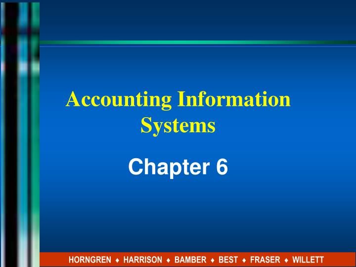 describe effective accounting information using the qualities of accounting information from your re Relevant accounting information must be capable of making a difference in a decision by helping users to reliability is described as one of the two primary qualities (relevance and reliability) that make understandability is the quality of information that enables users to perceive its significance.