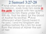 2 samuel 3 27 28
