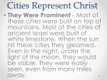 cities represent christ2