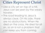 cities represent christ7