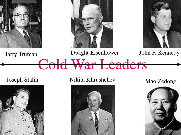 Cold War Leaders