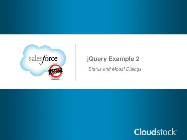 jQuery Example 2
