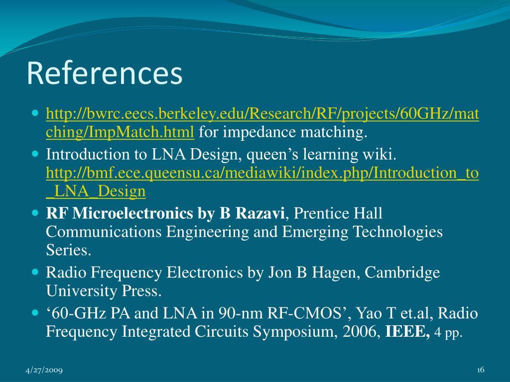 Cmos power amplifier wiki