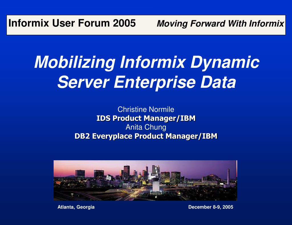 administering informix dynamic server building the foundation