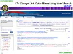17 change link color when using joint search 68701